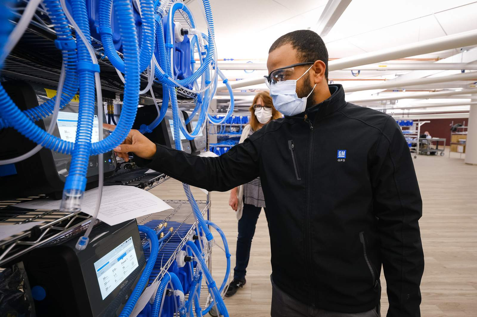 Ventec Life Systems winding down ventilator production in...
