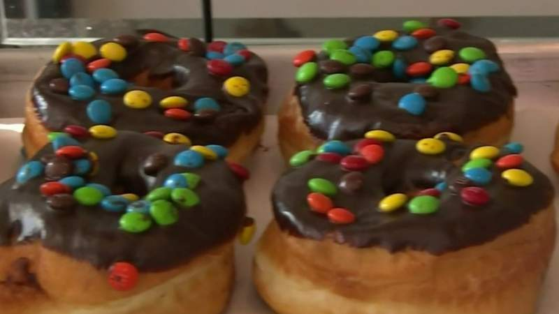 Doughnut Day on Live in the D