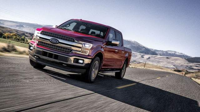 Ford F-150 pickup truck (Ford)