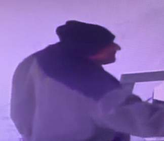 The man wanted for an attempted home invasion in Van Buren Township.