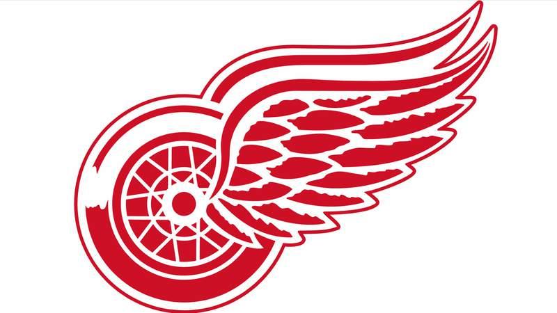 Red Wings Logo.
