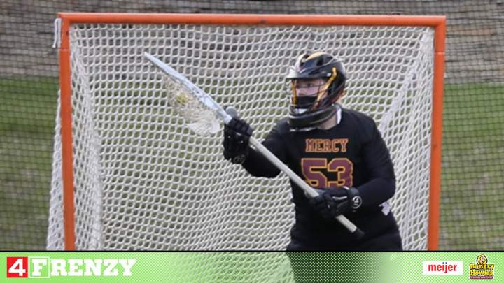 Junior from Farmington Hills Mercy finds her calling in lacrosse