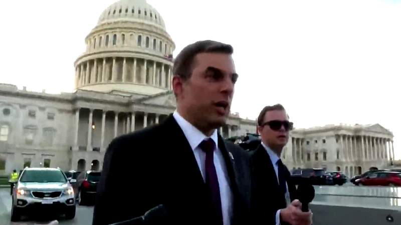 Rep. Amash proposes bill to end legal immunity for police