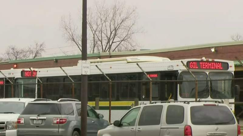 New safety measures on DDOT buses due to coronavirus concerns