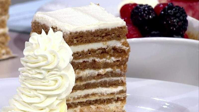 Elevate your cake game with Ocean Prime on Live in the D