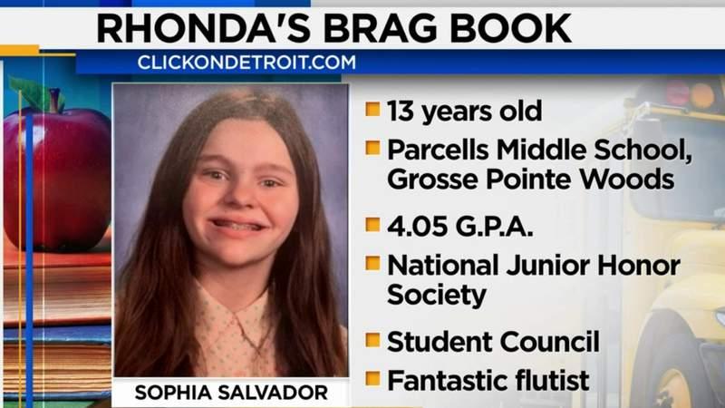 Brag Book: Sophia Salvador
