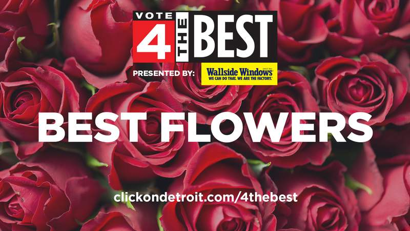 Vote 4 The Best - Flowers