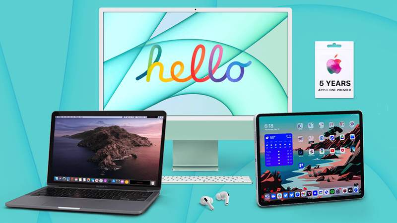 Enter to win this huge Apple gadget giveaway!