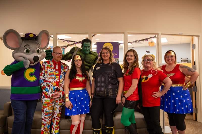 The 2019 Spirit of Children Halloween event at C.S. Mott Children's Hospital.