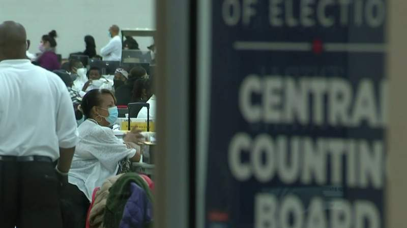State officials address election integrity