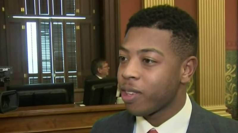 Michigan Rep. Jewell Jones takes to social media after crash, arrest