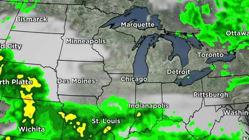 Metro Detroit weather forecast July 27, 2020 -- 4 p.m. Update