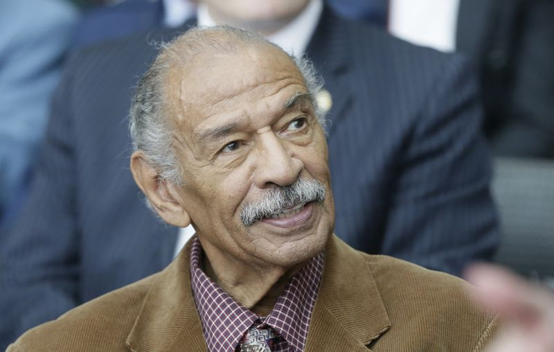 Image result for John Conyers Jr.