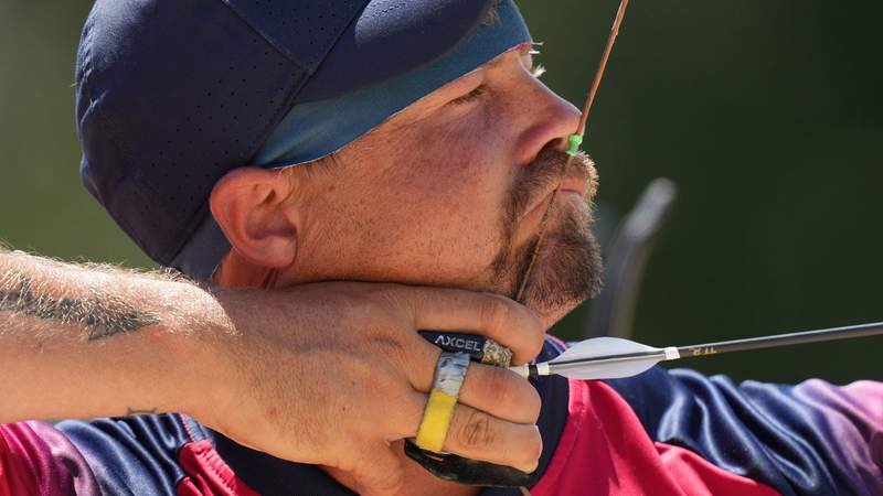 Veteran American archer Brady Ellison is seeking his second individual Olympic medal, and fourth overall, in his fourth Olympic Games.