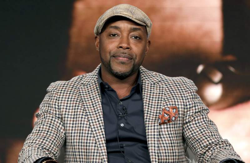"""FILE - Will Packer speaks at the """"Rob Riggle: Global Investigator"""" panel during the Discovery Network TCA Winter Press Tour on Jan. 16, 2020, in Pasadena, Calif. Packer will produce next year's Oscars. It's the first time Packer has been selected for the gig and the third time in as many years that the Academy of Motion Picture Arts and Sciences and ABC have enlisted new teams to produce the show. (Photo by Willy Sanjuan/Invision/AP, File)"""