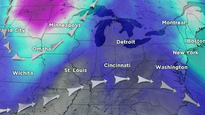 Metro Detroit weather forecast Feb. 3, 2021 -- 4 p.m. Update
