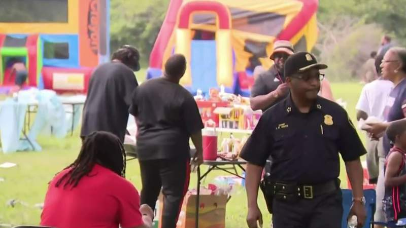 Chief White continues neighborhood policing policy