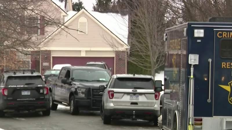 Police say the grandmother, Cynthia Mosby of Canton, had custody of the teen.