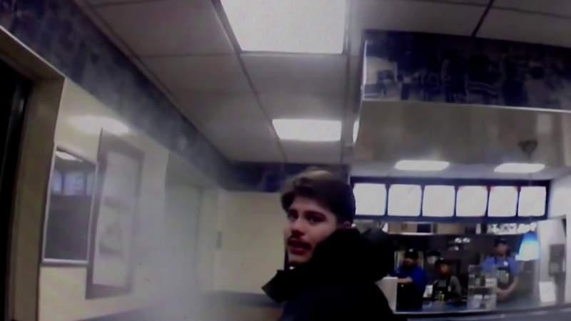 Dearborn Police Department bodycam footage