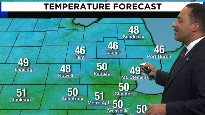 Metro Detroit weather: Frost Advisory Saturday night under clear skies, May 29, 2021, 11 p.m. update