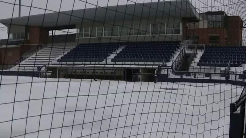 University of Michigan-Dearborn athletic field