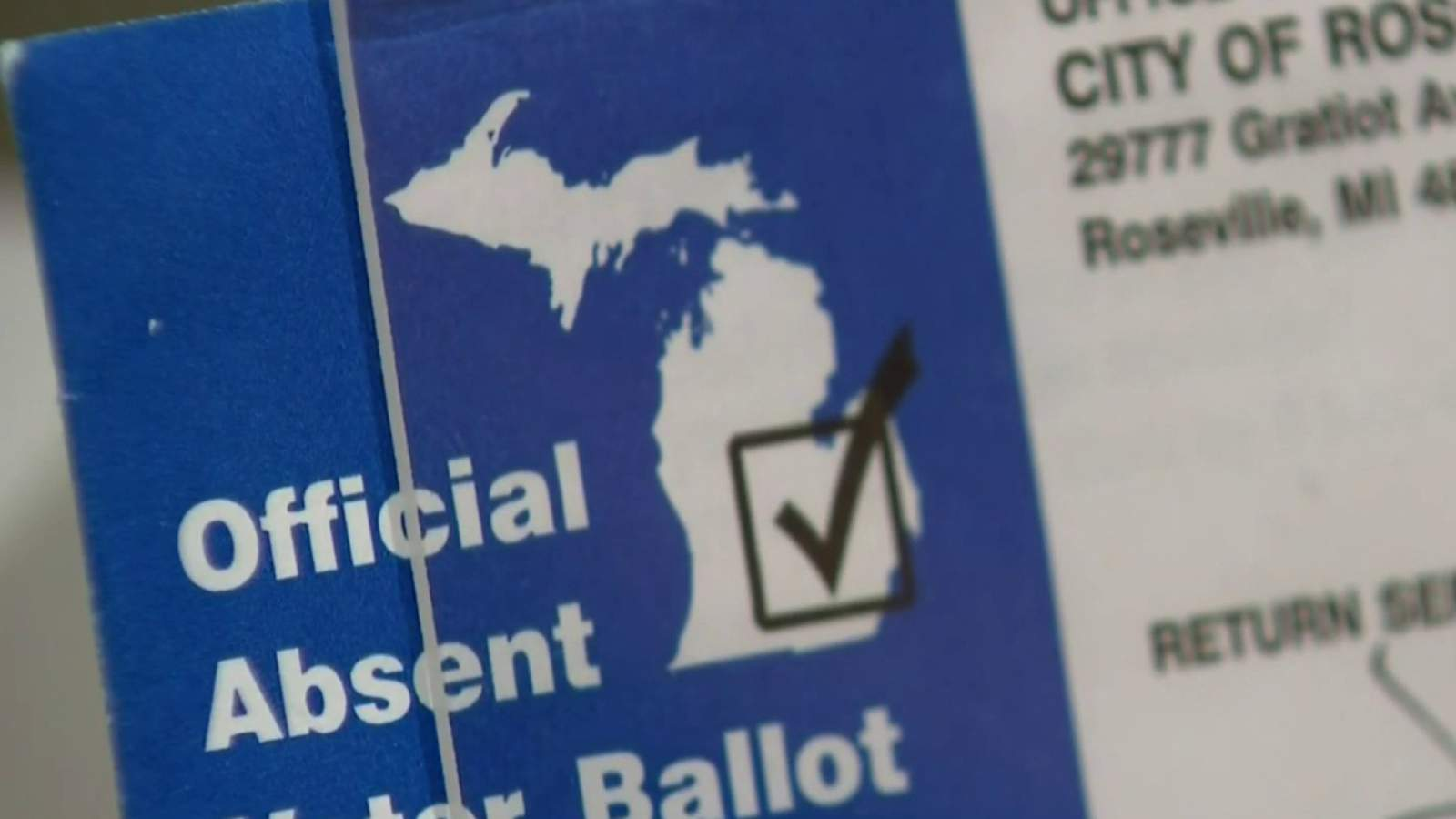 Michigan Residents Embrace Absentee Voting Ahead Of Aug State Primary
