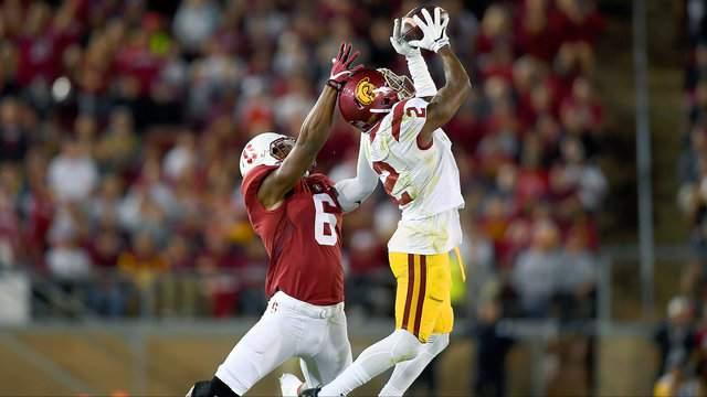 Adoree' Jackson USC Trojans Football Jersey - Cardinal