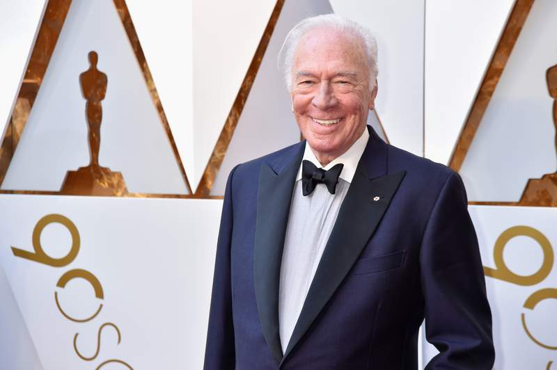 HOLLYWOOD, CA - MARCH 04:  Christopher Plummer attends the 90th Annual Academy Awards at Hollywood & Highland Center on March 4, 2018 in Hollywood, California.  (Photo by Jeff Kravitz/FilmMagic)