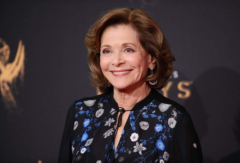 Actress Jessica Walter attends the 2017 Creative Arts Emmy Awards at Microsoft Theater on September 9, 2017 in Los Angeles, California.  (Photo by Jason LaVeris/FilmMagic)