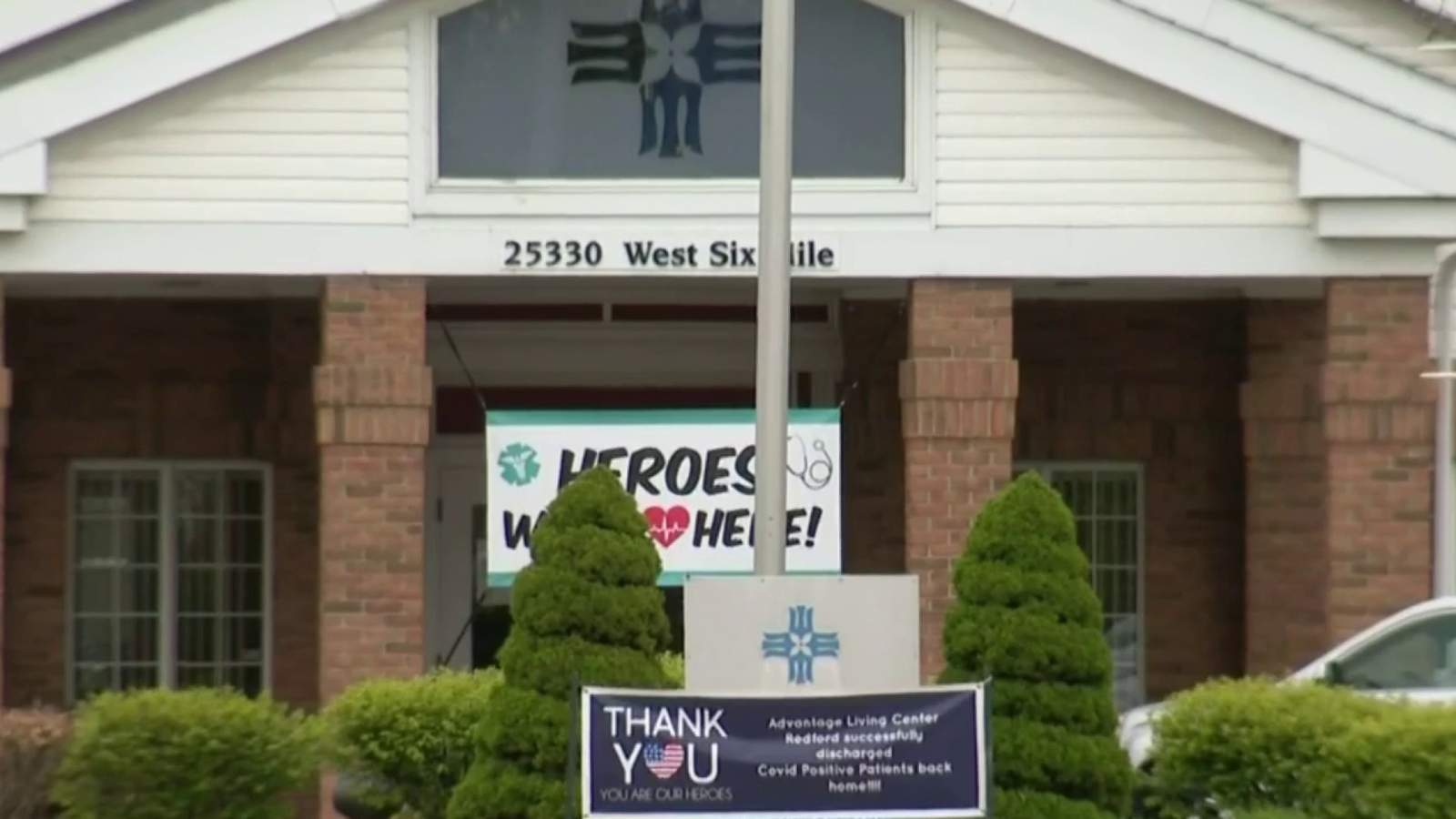Detroit lawmaker critical of Gov. Whitmers nursing home...