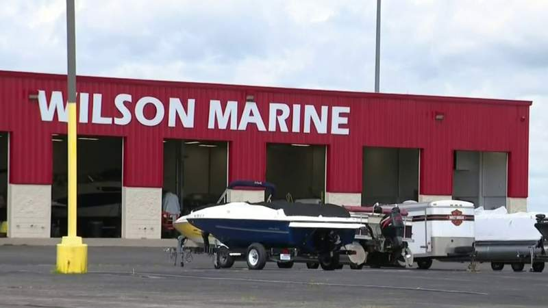 Boat sales are booming as social distancing limits options