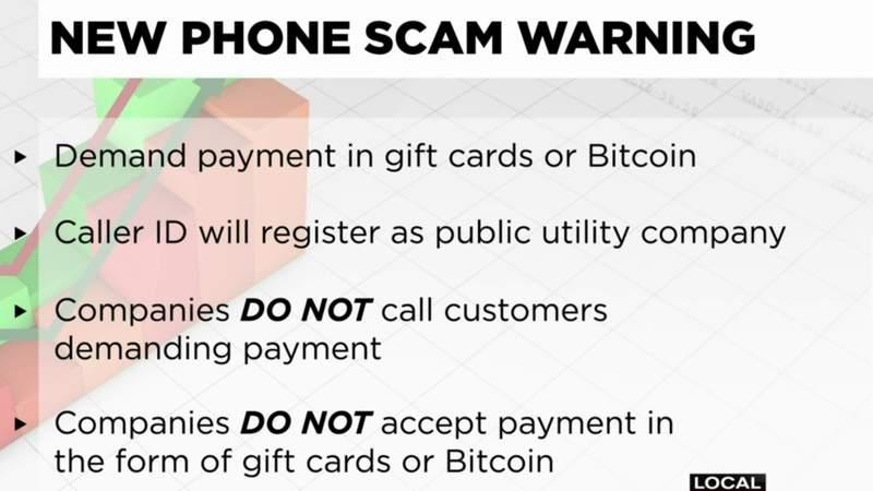 GF Default - Money Monday: New phone scam warning