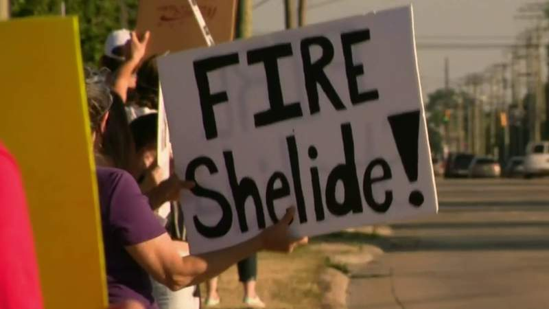 Protests against police chief, trustee escalate in Shelby Township