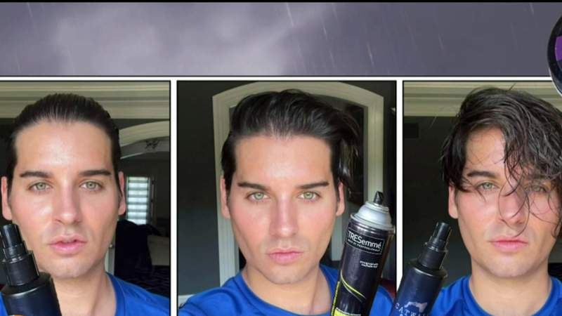 Live in the D - How to rock the wet hair look