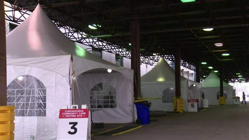 Drive-up coronavirus (COVID-19) testing site opens today in Detroit: How it works