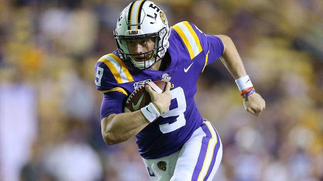 Lsu Football Vs Ole Miss Time Tv Schedule Game Preview Score
