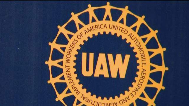 UAW logo (WDIV)