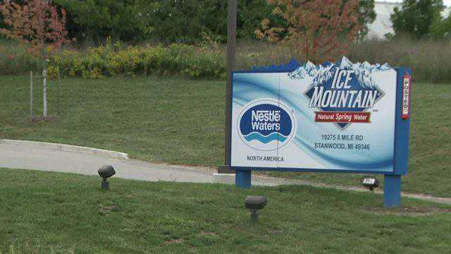State dismisses case challenging Nestle's water withdrawal permit in Michigan - WDIV ClickOnDetroit