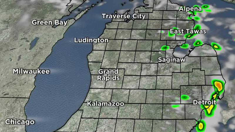 Metro Detroit weather forecast for June 22, 2021 -- 7 a.m. Update