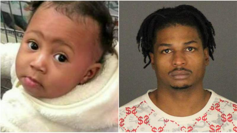 Damonte Russell Rice is charged in the death of Zai-Ahna Reddic