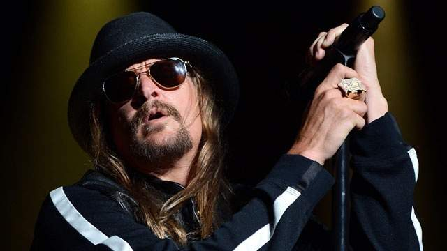Before becoming a music star, Kid Rock picked apples on his family's Romeo, Mich., orchard, worked at a car wash and was a janitor at a recording studio.