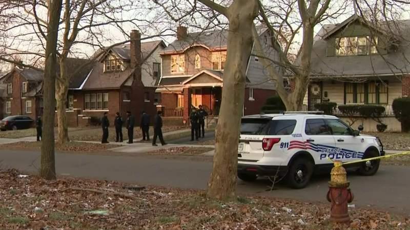 GF Default - 2 men shot, killed inside Detroit home