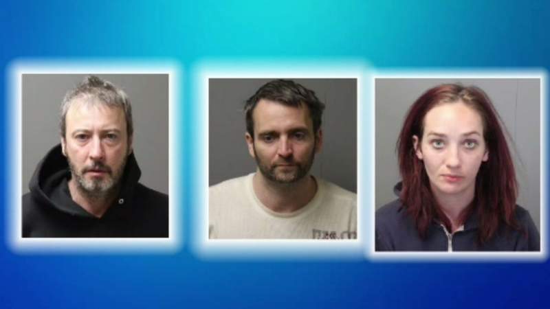 Three people charged with home invasion, ethnic intimidation in Walled Lake