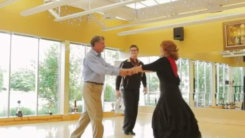 It's time to dance like a star for wedding week with Live in the D