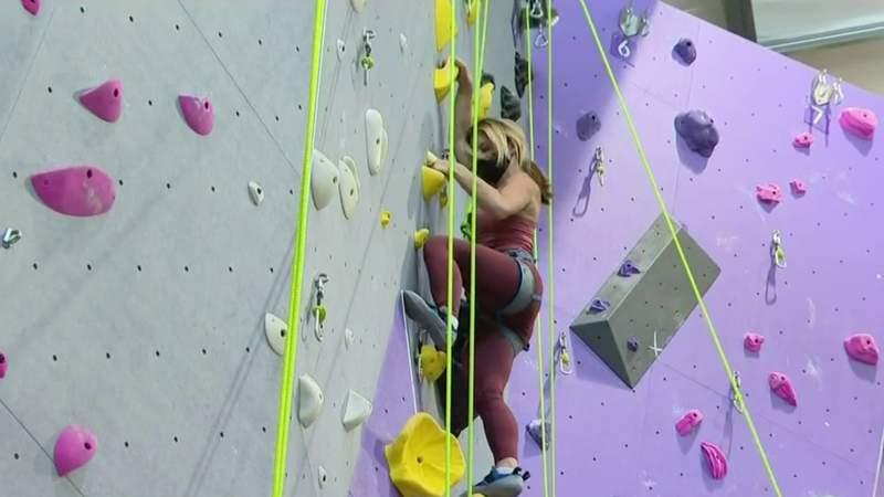Fitness Friday: Indoor rock climbing at DYNO Detroit