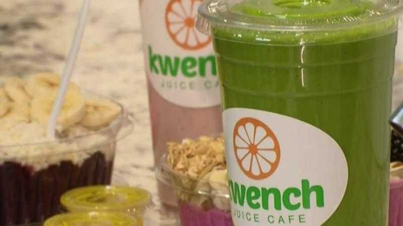Tasty Tuesday: Kwench