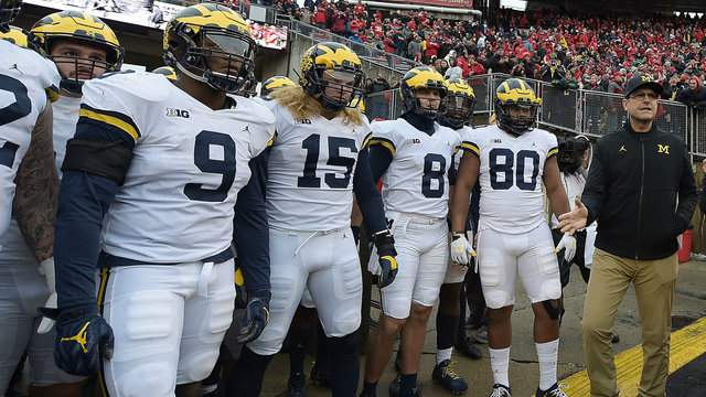 Michigan Football Announces Major Changes To 2020 And 2021 Schedules