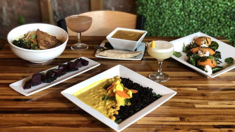 Dine in the D: GreenSpace Cafe