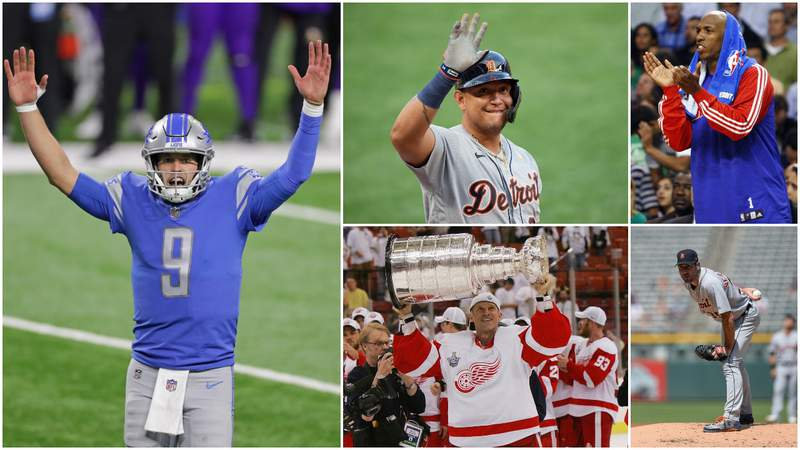 Matthew Stafford, Miguel Cabrera, Dominik Hasek, Chauncey Billups and Justin Verlander have been involved in some of the biggest trades in modern Detroit sports history.