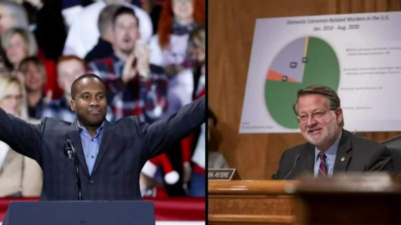 Recap: Where Sen. Gary Peters and John James stand on issues in Michigan Senate race